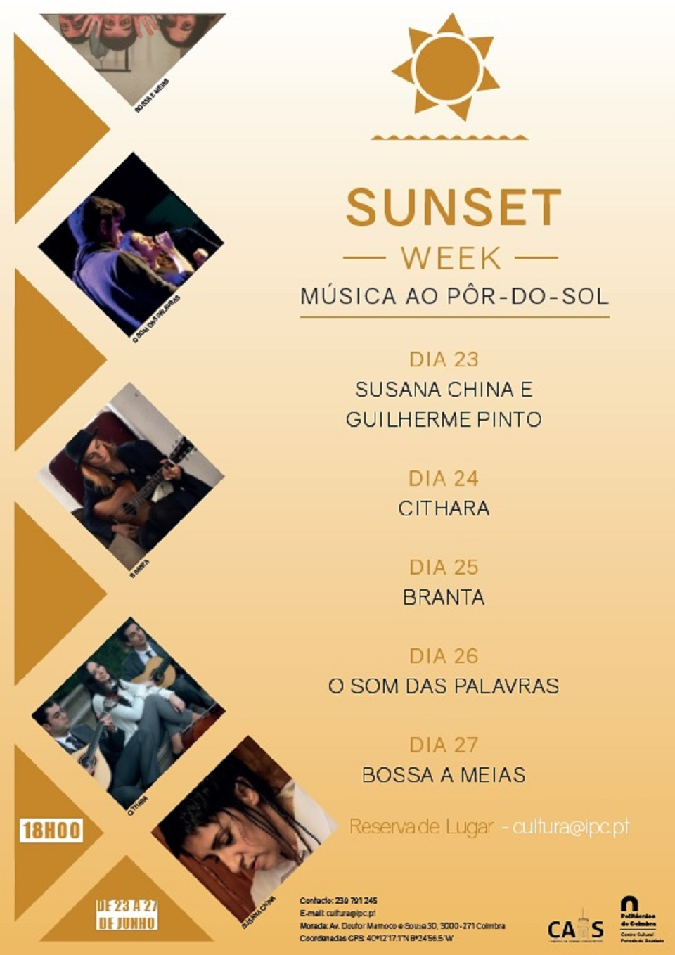 Sunset Week no Centro Cultural do Politécnico de Coimbra 02